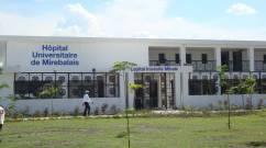 University Hospital in Mirebalais, Haiti