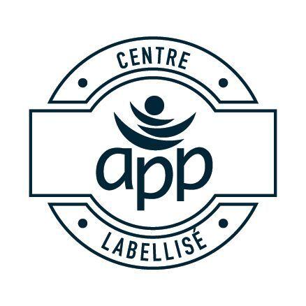logo centre labellisé app