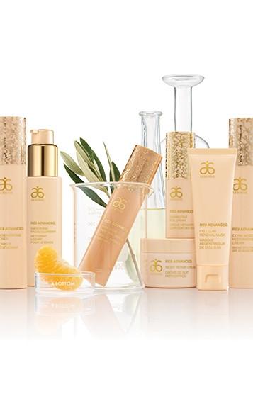 Arbonne International by Kim Rice - botanically inspired skincare