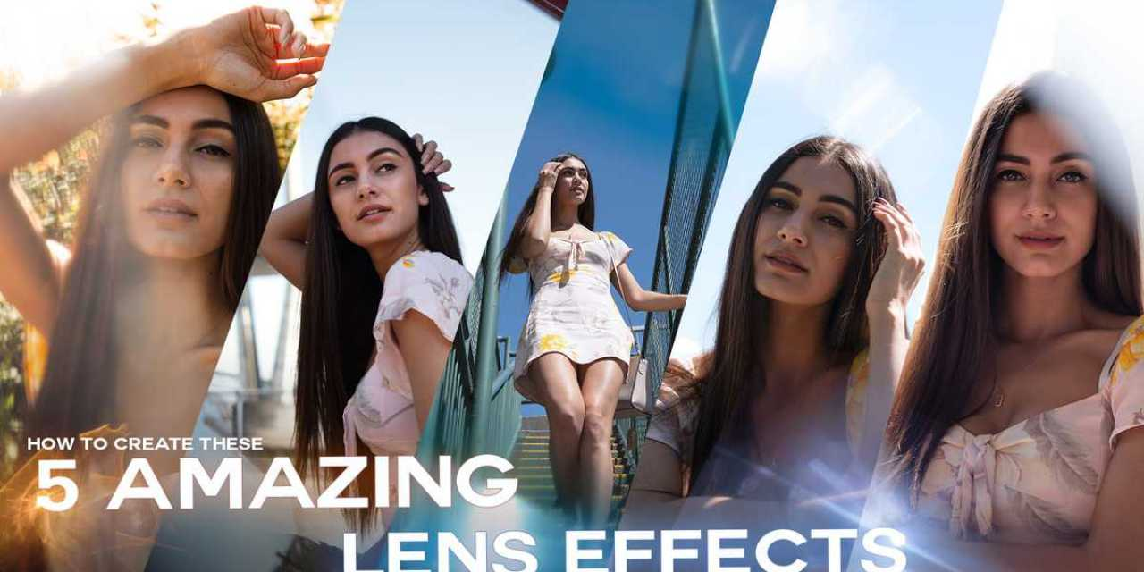 Creating 5 Amazing Lens Effects With Household Items