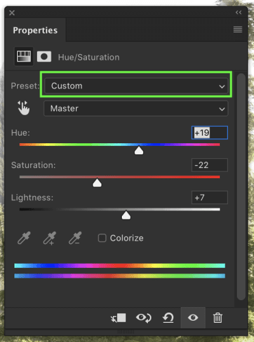 photoshop shortcuts presets