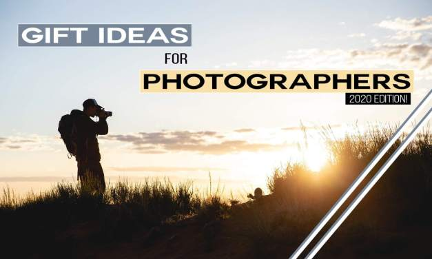 The Best Gifts For Photographers – Affordable Gifts Under $50