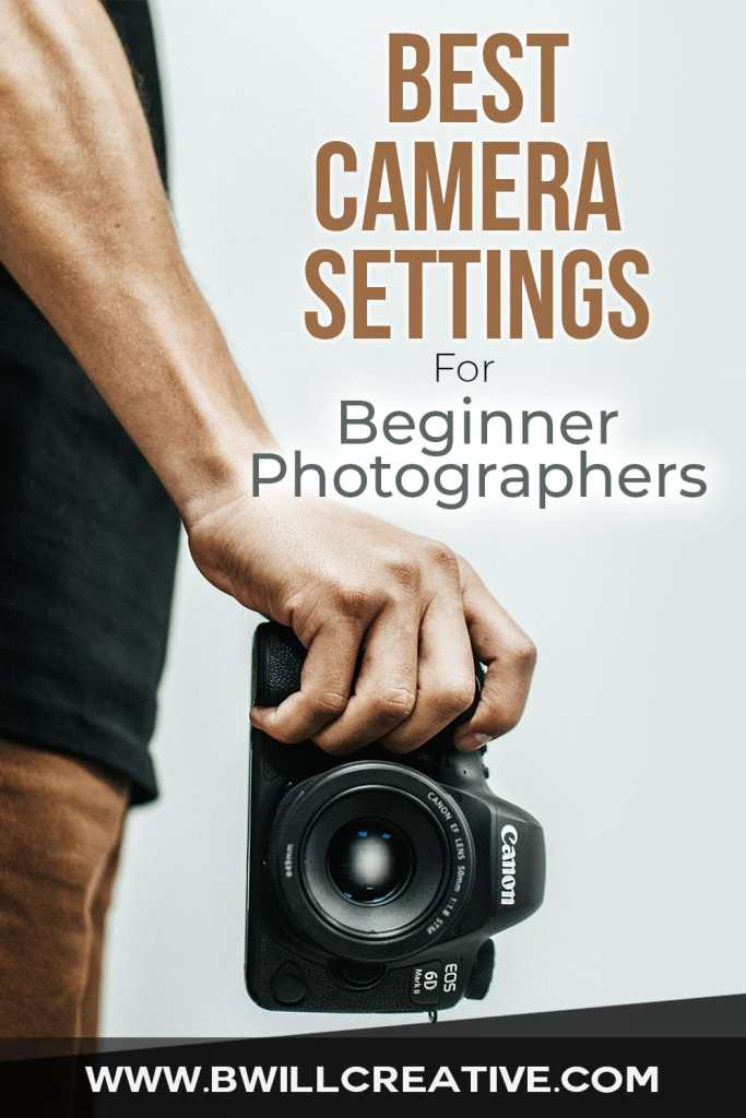 best camera settings for beginner photographers