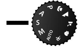 Shutter-Priority-camera-mode
