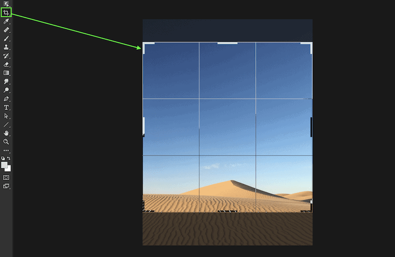 crop-tool-in-photoshop