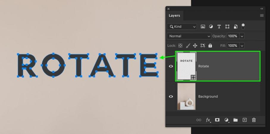 rotate-scale-flip-text-in-photoshop-12
