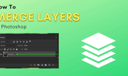 How To Merge Layers In Photoshop (With Shortcuts!)