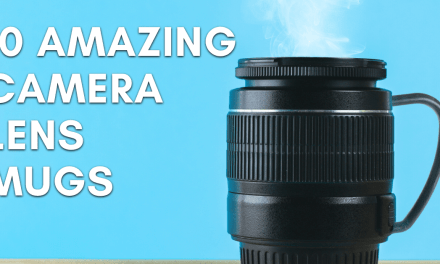 10 Best Camera Lens Mugs That Make The Perfect Gift