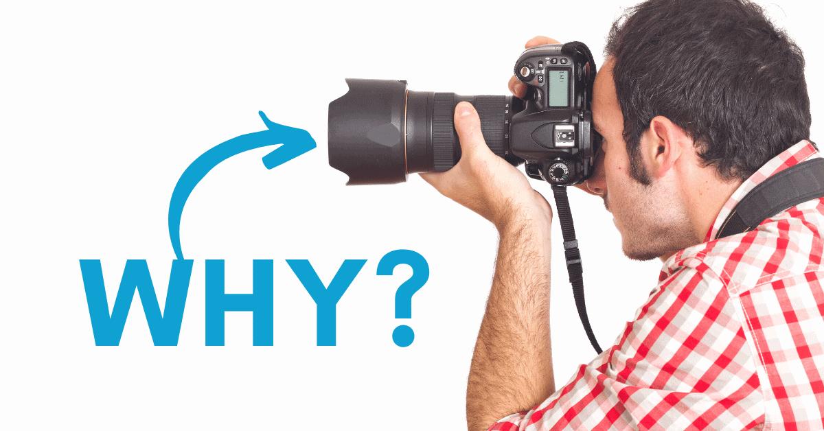 Why Do Photographers Turn Their Cameras Sideways?