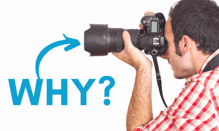 Why Do Photographers Turn Their Cameras Sideways?