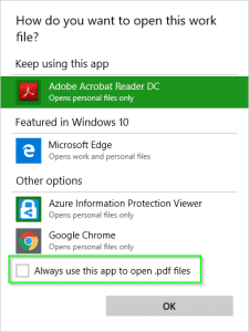 FIX: Enable Chrome built-in PDF Viewer.