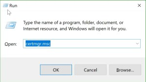 Back up your file encryption certificate and key.