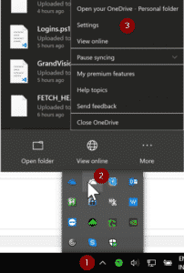 OneDrive in Explorer not previewing thumbnails