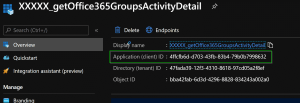 How to start with Microsoft Graph reports in PowerShell.