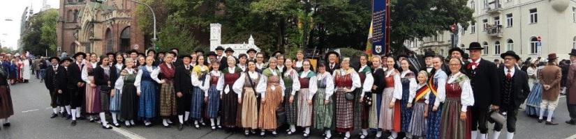 Oktoberfest Trachten- und Schützenzug 22.09.2019