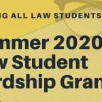 BWLA Summer 2020 Law Student Hardship Grant