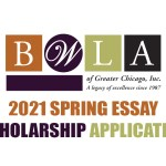 2021 Spring Essay Scholarship Application