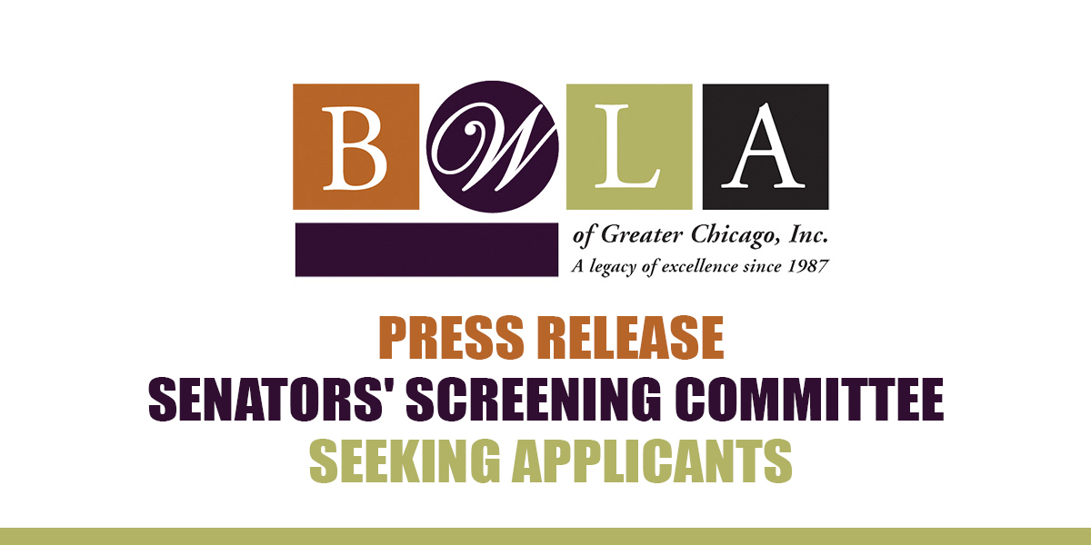 Read more about the article Senators' Screening Committee seeking Applicants