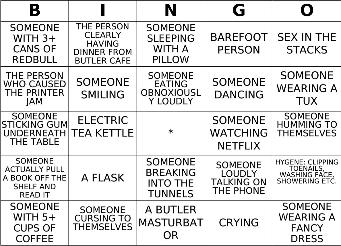 Bwog But Bingo