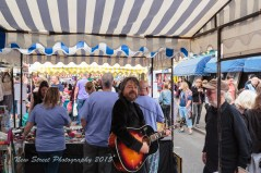The guitar man by Birmingham portrait photographer Barry Robinson