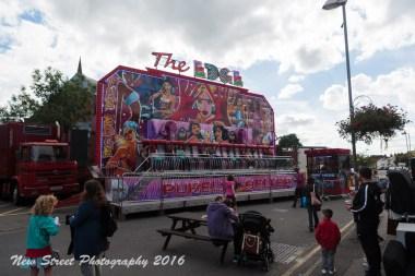 Big fun, small crowd by Birmingham photographer Barry Robinson