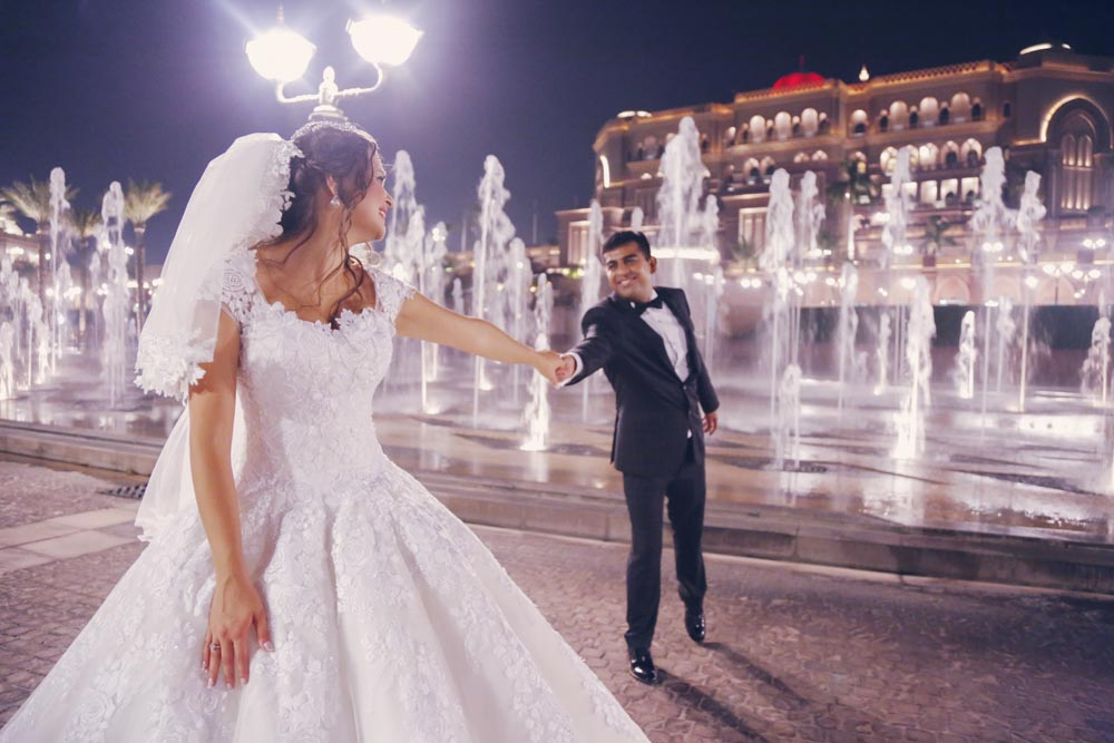 female wedding photographer Abu dhabi
