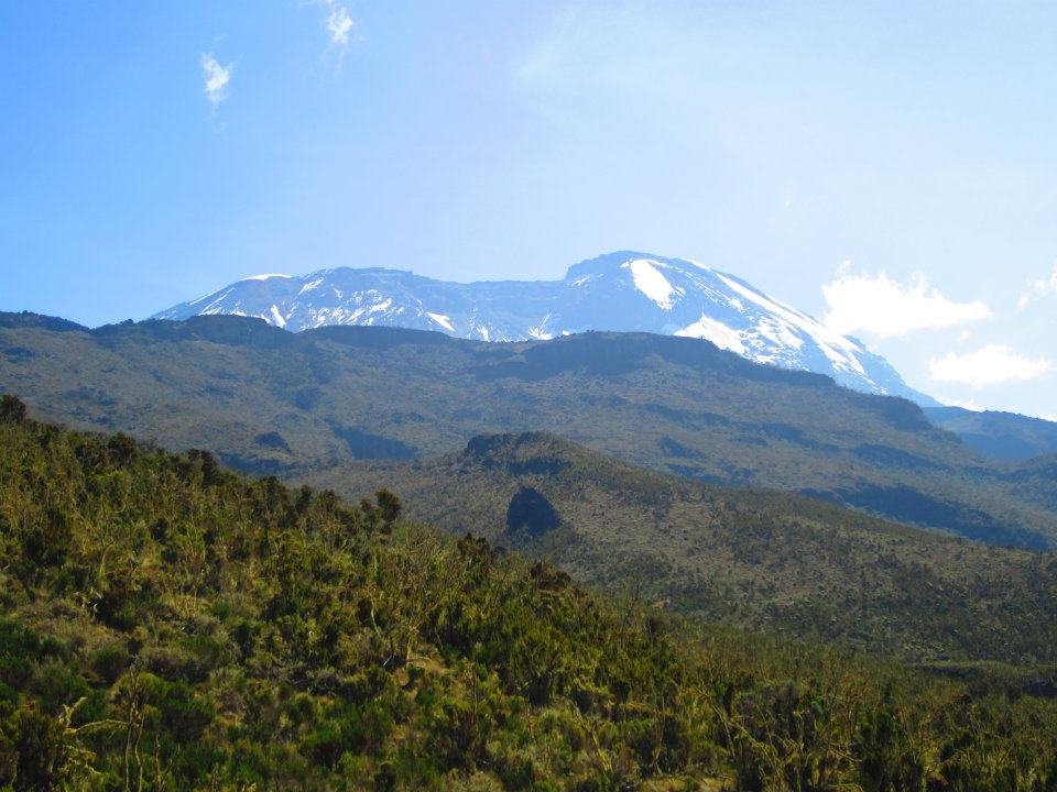 Lemosho Route Climbing, 8 Days