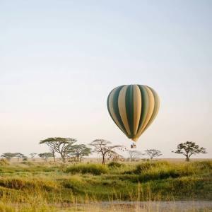 Serengeti Balloon Safari,