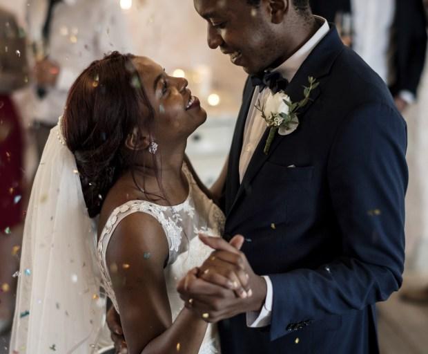 Black Wedding UwU
