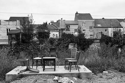 Schieven Regards II – Patrice Niset : « Les Eraillures de la Ville »