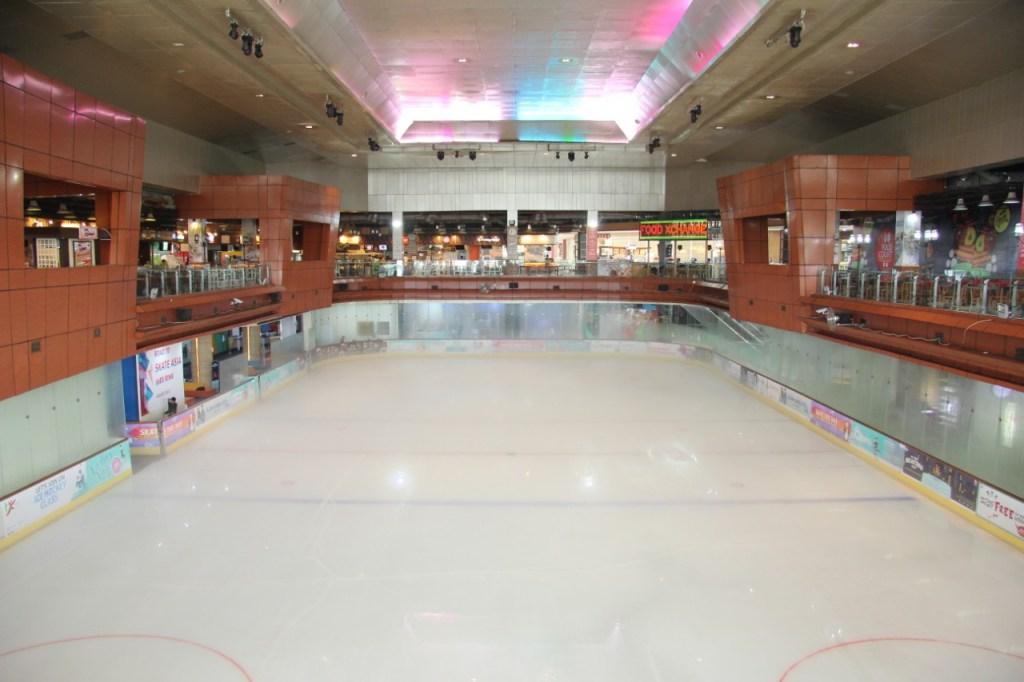 BX Rink Bintaro Jaya Xchange Ice Skating Rink Ice Arena