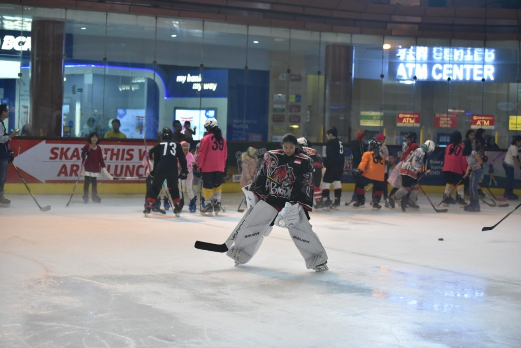 World Girls Ice Hockey Weekend 2019 at BX Rink Bintaro Jaya Xchange Ice Skating Rink - 10
