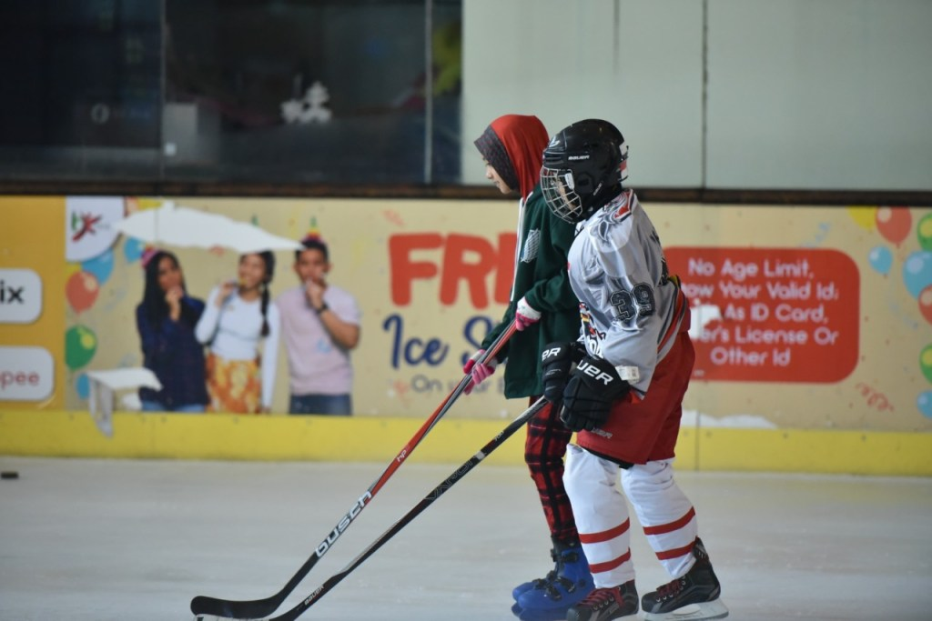World Girls Ice Hockey Weekend 2019 at BX Rink Bintaro Jaya Xchange Ice Skating Rink - 12
