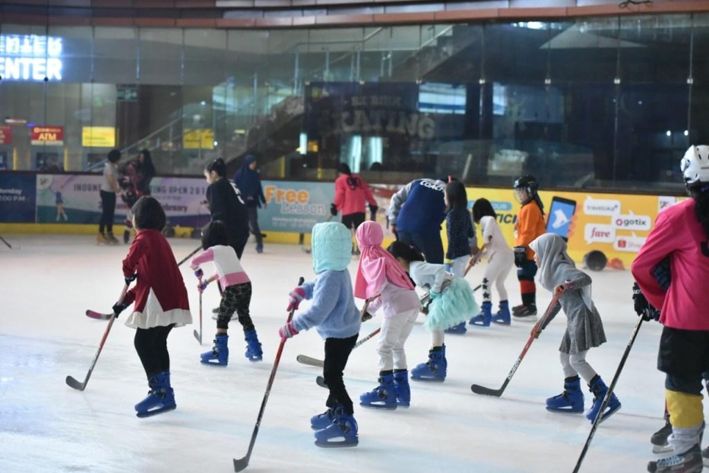 World Girls Ice Hockey Weekend 2019 at BX Rink Bintaro Jaya Xchange Ice Skating Rink - 15