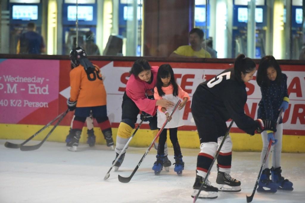World Girls Ice Hockey Weekend 2019 at BX Rink Bintaro Jaya Xchange Ice Skating Rink - 17