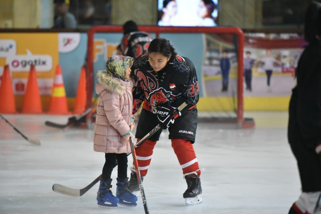 World Girls Ice Hockey Weekend 2019 at BX Rink Bintaro Jaya Xchange Ice Skating Rink - 18
