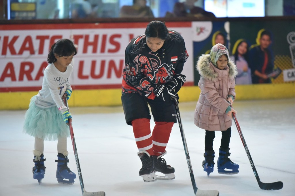 World Girls Ice Hockey Weekend 2019 at BX Rink Bintaro Jaya Xchange Ice Skating Rink - 21