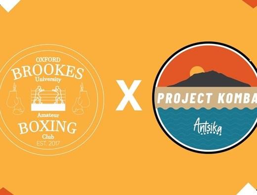 OBU Boxing Project Komba Logo