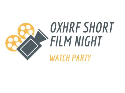 short film night event logo