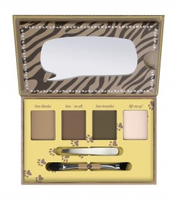 ess. Make Up Box How To Make Brows WOW open