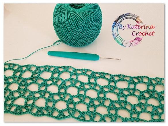 stitch with circles