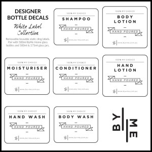 Decals & Labels