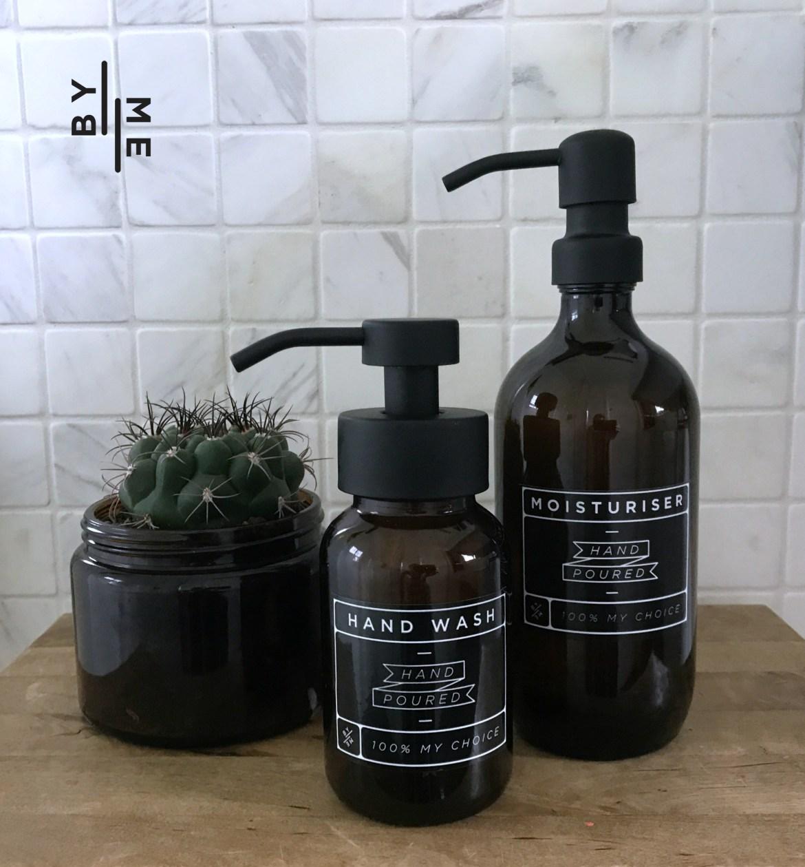 Hand Care Kit MATTE BLACK