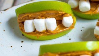 Halloween Monster Teeth Recipe