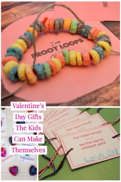 Valentine's Day is a great way for your kids to learn about kindness, friendship, and being creative. Here are some great DIY Valentine's Day Gifts, that the kids can make. #valentines #day #vday #crafts #gifts #crafting #diy #craft #crafter #artsandcrafts #holiday #love