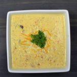 Instant Pot Low Carb Loaded Cauliflower Soup