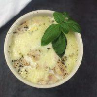 Instant Pot Tomato, Basil and Mozzarella Egg Cups