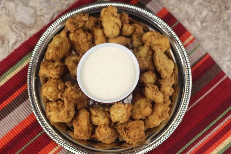 My kids loved my Copycat Air Fryer Chick-fil-A Nuggets too, they actually asked me to make more the same night. I didn't lol, but next time I will make probably a double batch and then freeze them for the kids to reheat and eat as an after-school snack or on the weekends. #copycat #recipe #airfryer #kids #easy