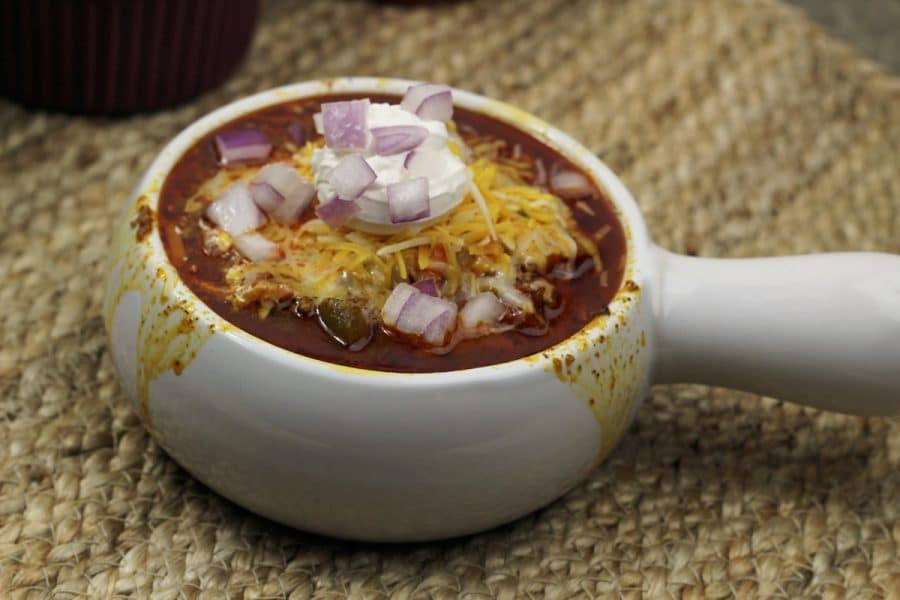 Easy Instant Pot Perfect Chili