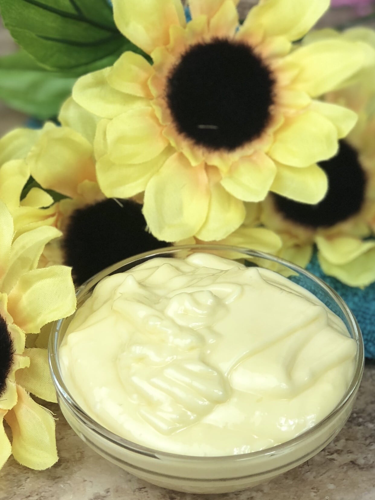 Make Your Own Curling Cream